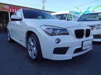 BMW X1!