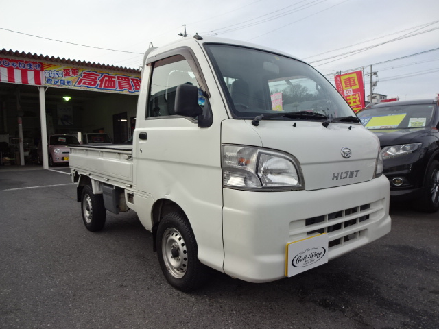 ◎ハイゼットT エアコンパワステスペシャル F5 4WD ワンオーナー!
