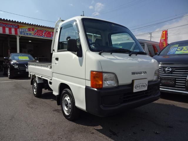 ◎サンバーTパワステスペシャル F5 EL付き 4WD D席エアバック!