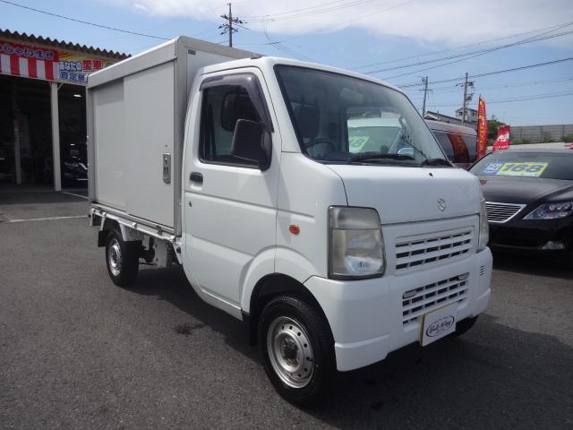 ◎平成23年 ハイゼットT 保冷車 オートマ 4WD エアコン パワステ!
